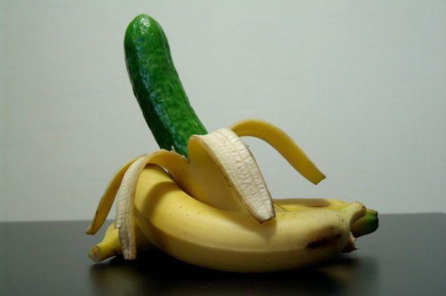 приколы банан фото